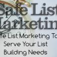 list building with safelists
