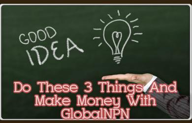 make money with globalnpn